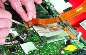 Reparații placă de bază laptop București