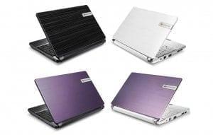 Reparații laptop Packard Bell