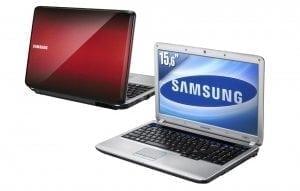 Reparații laptop Samsung