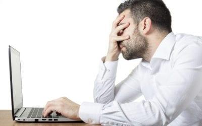 Laptopul lent = softuri vechi și îmbătrânite