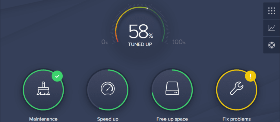 Laptop optimizat